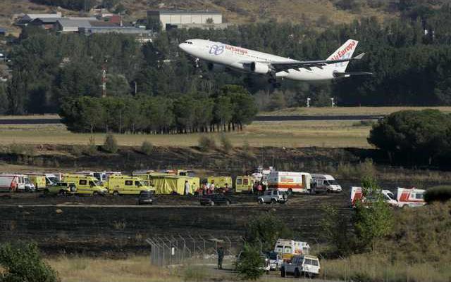 Spain Airport Accid 5681513