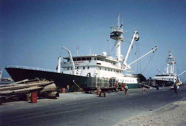 Spain Trawler Hijac 5207864