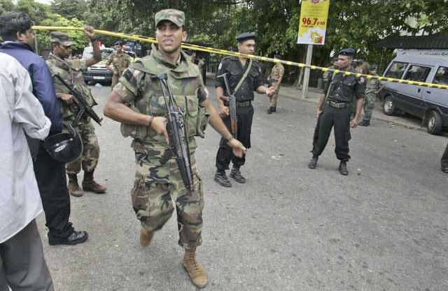 Sri Lanka Civil War 5122955
