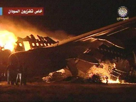 Sudan Plane Crash N 5740002