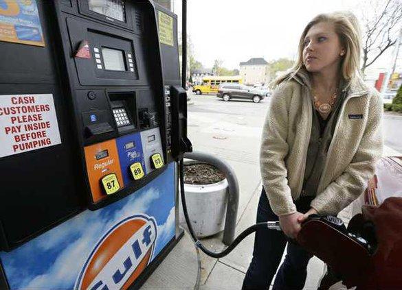 Summer Gasoline Price Heal