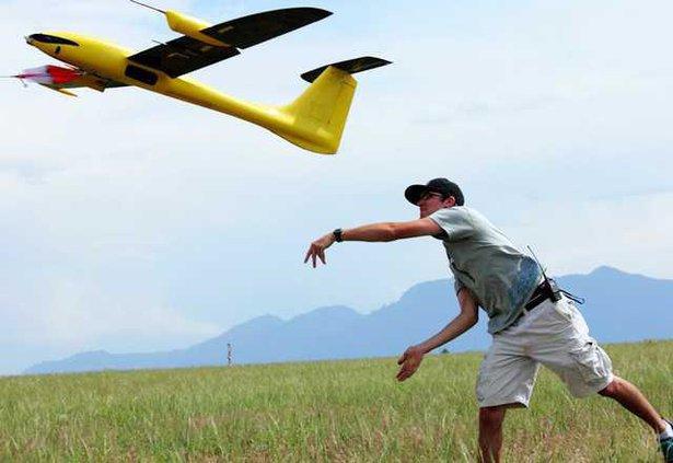 Tornado Research Dron Heal