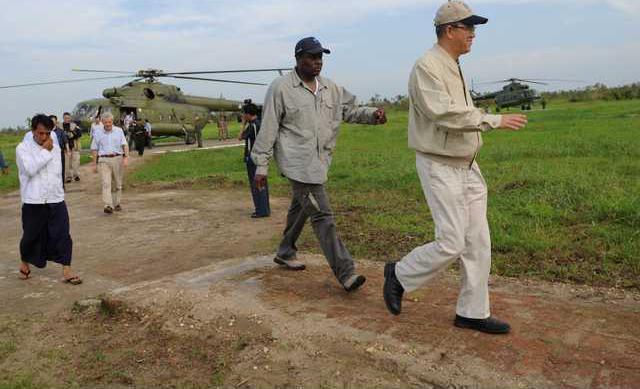 UN MYANMAR BAN SHX0 5206263
