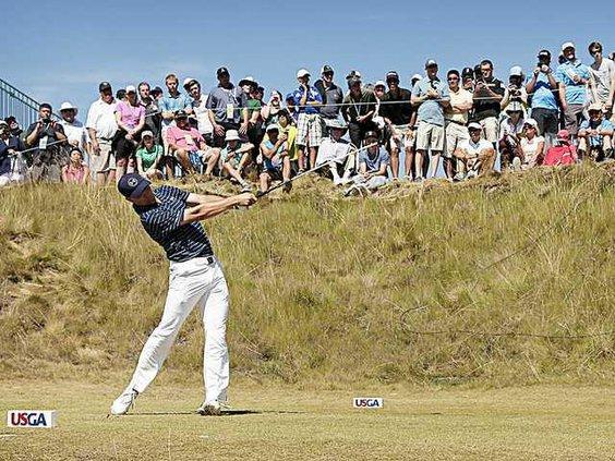 US Open Golf Heal