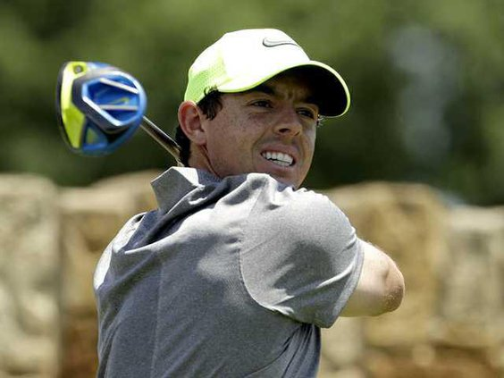 WEB Golf McIlroy Out Heal 1