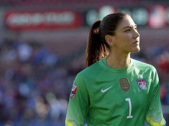 WEB HOPE SOLO