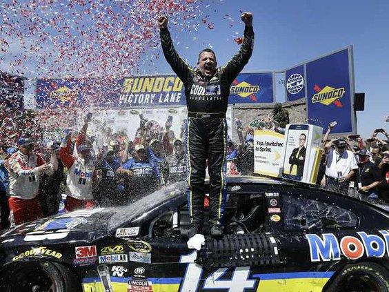 WEB NASCAR Sonoma Auto Ra Heal 3