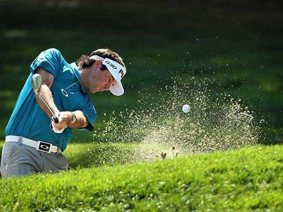 W Barclays Golf Heal