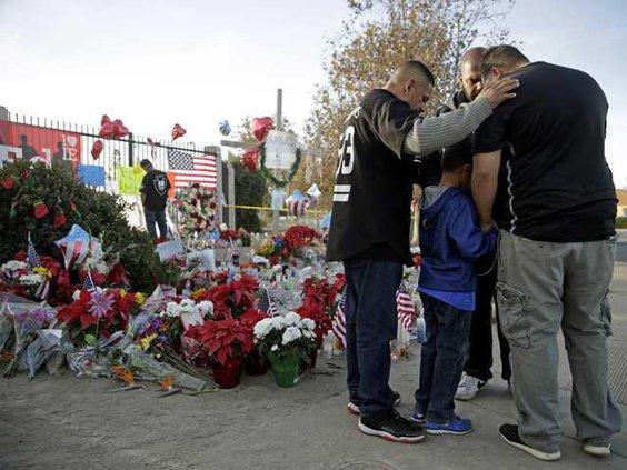 W California Shootings Heal 8