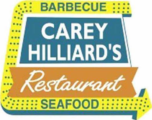 W Carey Hilliards sign