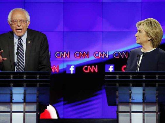 W DEM 2016 Debate Ledb