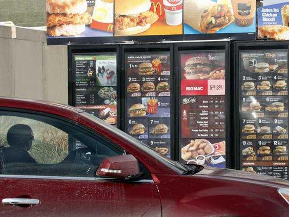 W Fast Food Real Food Heal