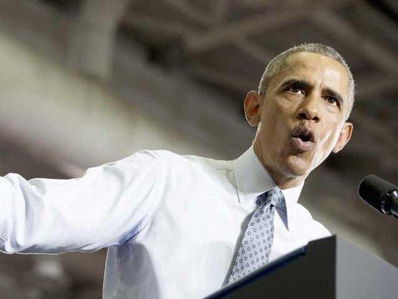 W Obama Heal