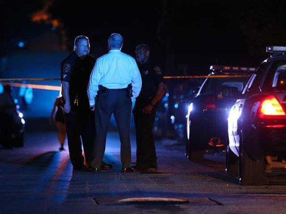 W Officer Shot Georgia Heal
