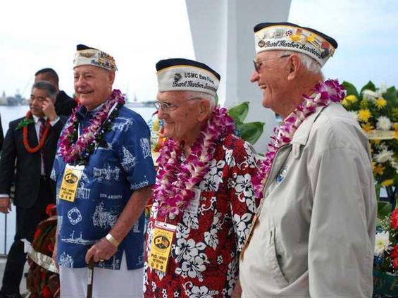 W Pearl Harbor Annivers Heal 1
