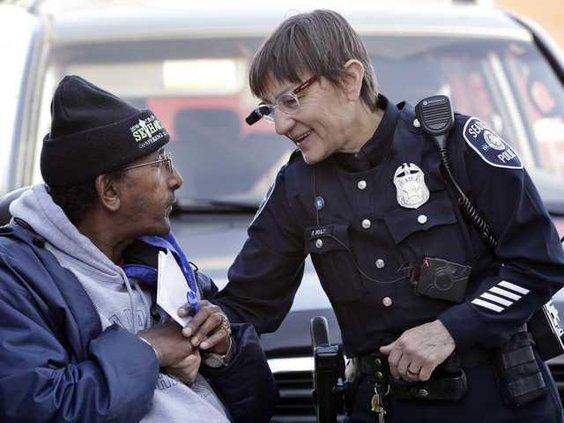 W Police Body Cameras Ledb