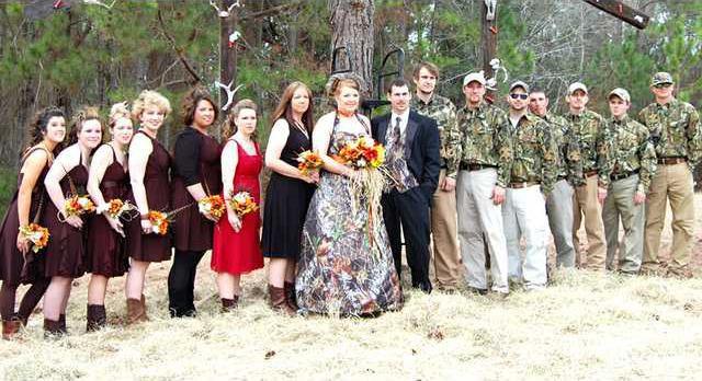 W Redneck Group Shot