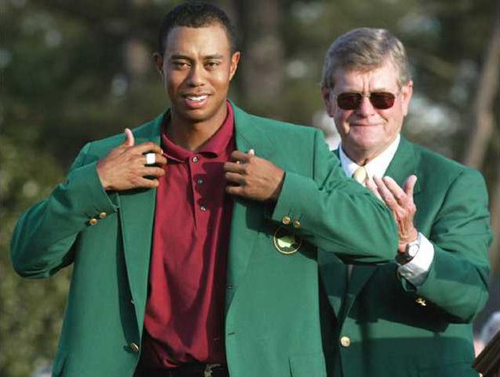 W Tiger Woods Golf Heal