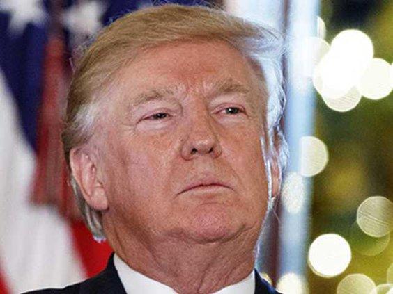 W Trump