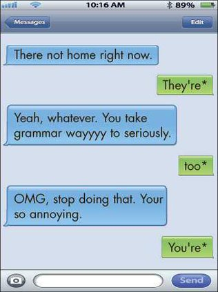 W texts