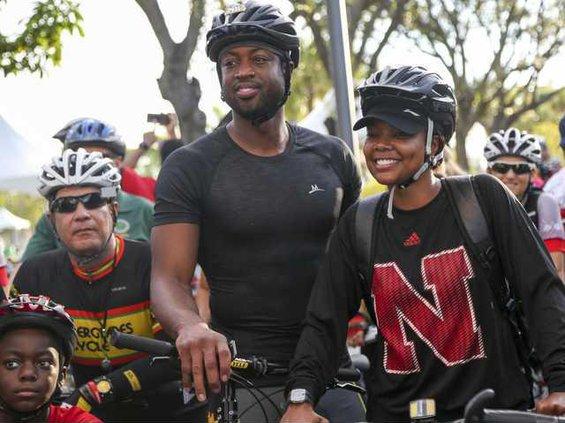 Wade-Miami Ride Basek Heal BW