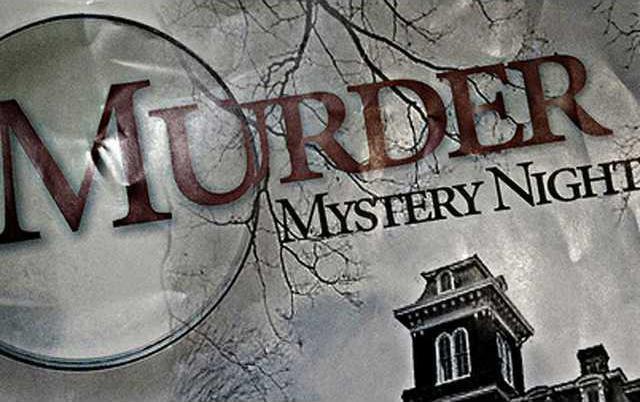 Web Murder Mystery Night