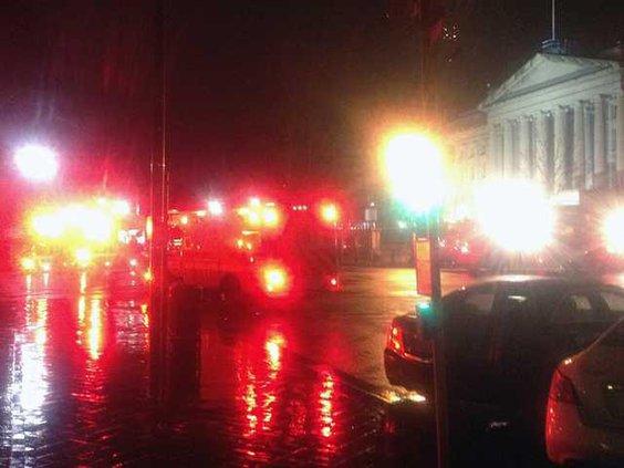 White House Lockdown Heal