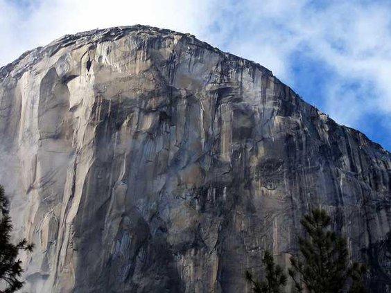 Yosemite Climb Heal
