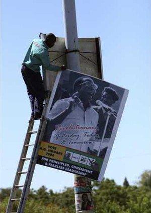 ZIMBABWE ELECTIONS 5280630