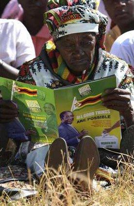 ZIMBABWE ELECTIONS 5363366
