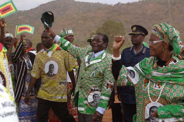ZIMBABWE ELECTIONS 5460419