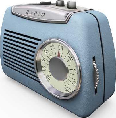 radio retro 295156