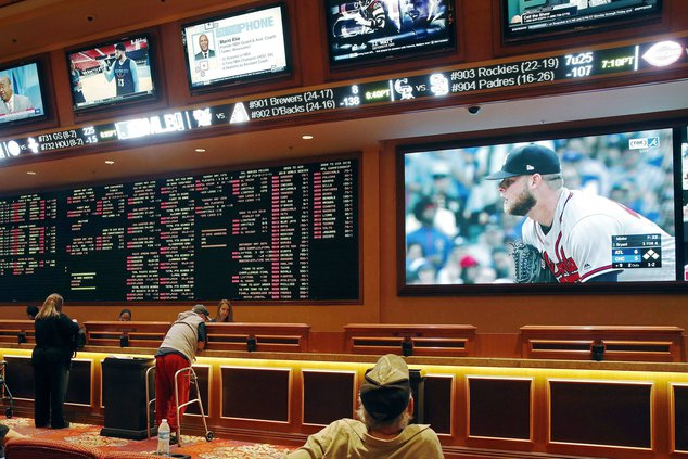 Dark side of legalized sports betting