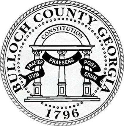 Bulloch County seal