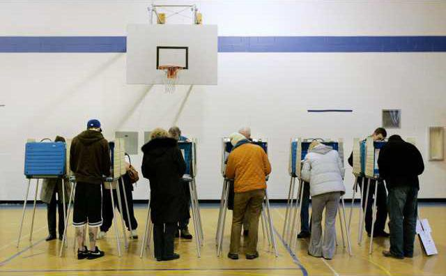 Campaign 2008 Votin 5166553