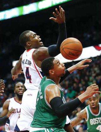 Celtics Hawks Basketb Heal