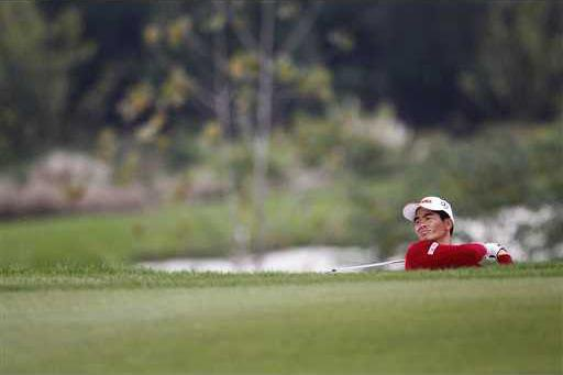 China Golf HSBC Champ Heal WEB