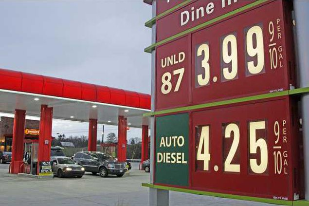 Gas Prices Heal