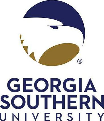 GeorgiaSouthernUniversityStacked W