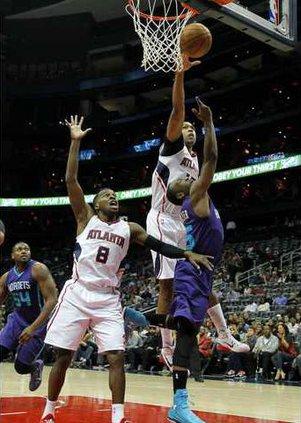 Hornets Hawks Basketb Heal