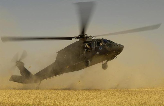 IRAQ HELICOPTER CRA 5569760