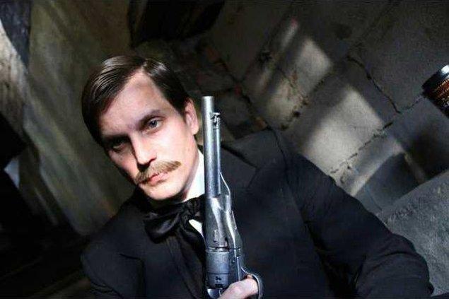 Jason Vail as John Wilkinson