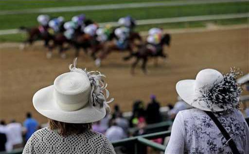 Kentucky Derby Horse  Heal