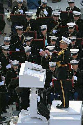 Marine band photo