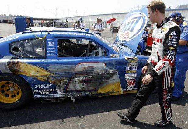 NASCAR Kentucky Auto  Heal