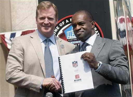 NFL Imposing Discipli Heal