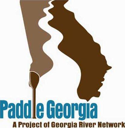 Paddle Georgia Logo