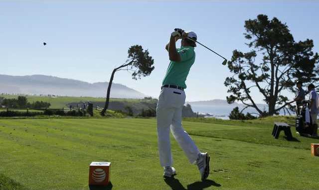 Pebble Beach Golf Werm