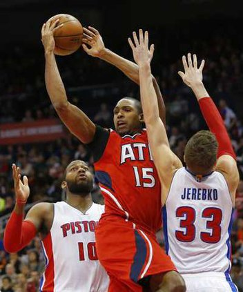 Pistons Hawks Basketb Heal
