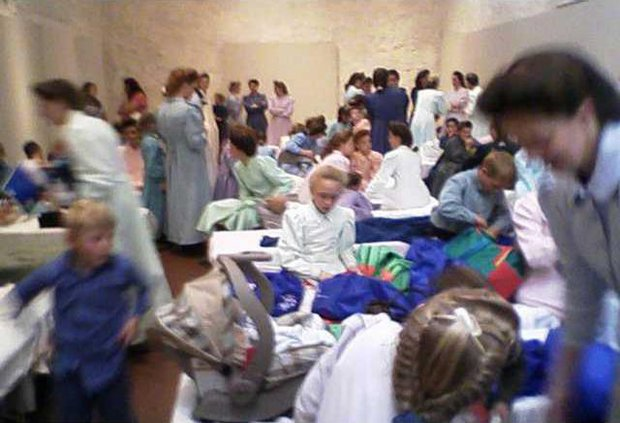 Polygamist Retreat Heal2
